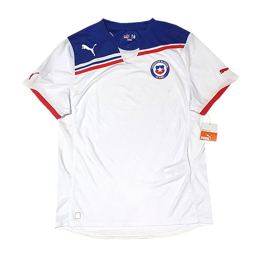 Chile 2010 Away