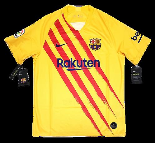 Barcelona 2019 Senyera