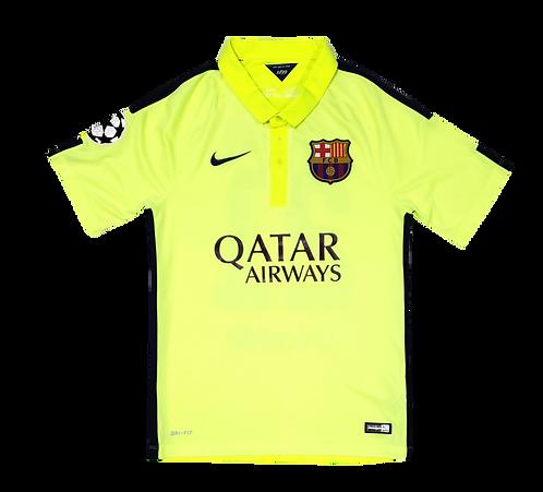 Barcelona 2014 Third #21 Adriano