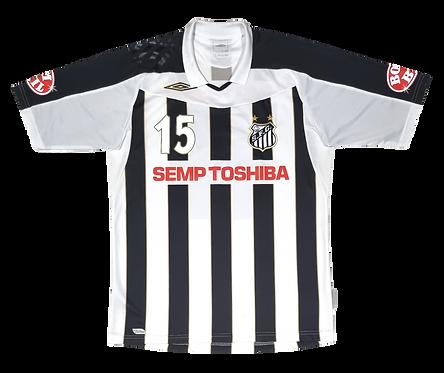 Santos 2007 Away de Jogo #15