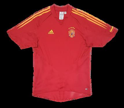 Espanha 2004 Home