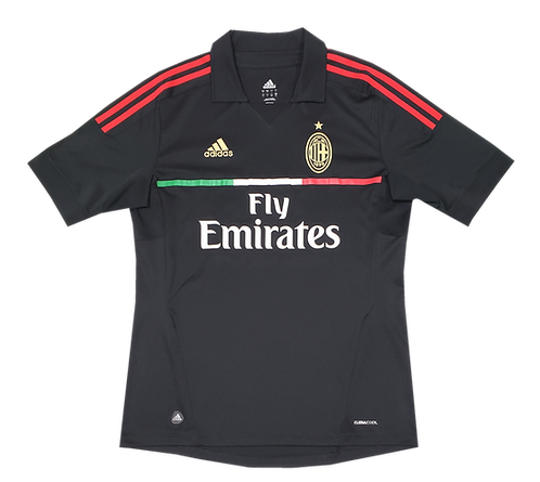Milan 2011 Third