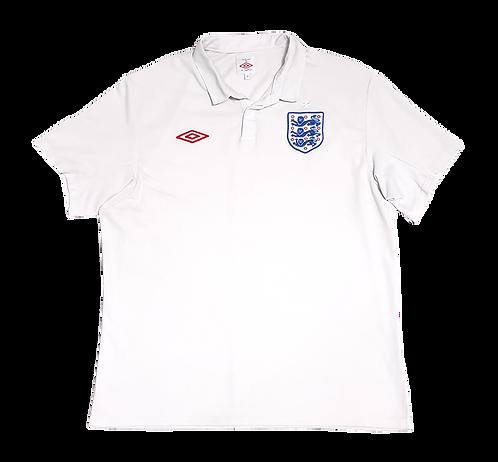Inglaterra 2009 Home