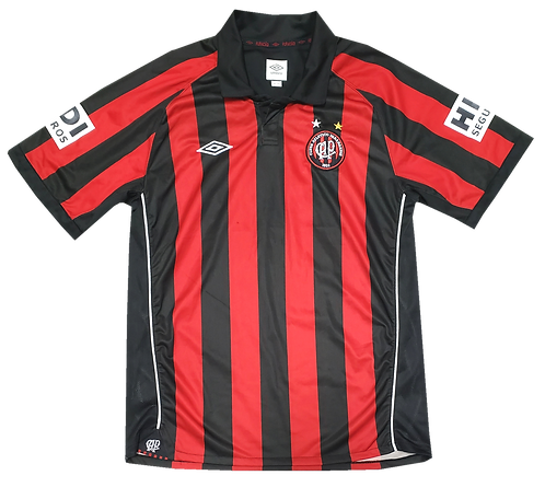 Athletico Paranaense 2010 Home