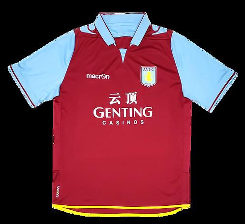Aston Villa 2012 Home