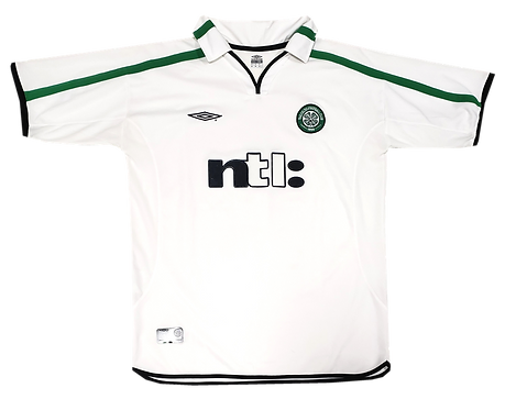 Celtic 2001 Away GGG