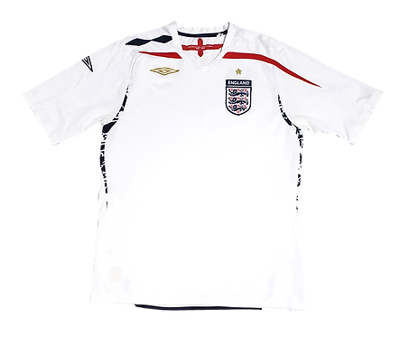 Inglaterra 2007 Home