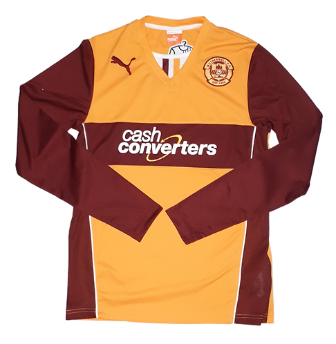 Motherwell 2013 Home