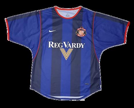 Sunderland 2001 Away