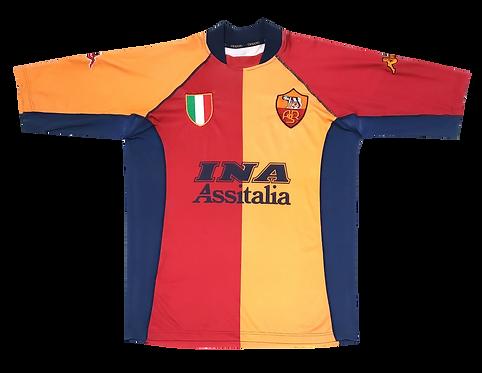 Roma 2001 Third Batistuta