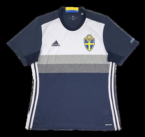 Suécia 2016 Away