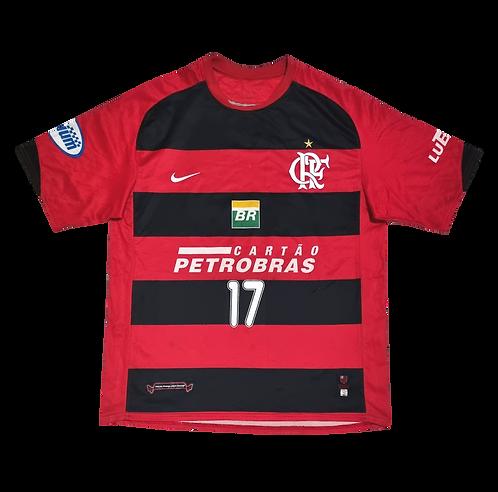 Flamengo 2007 Home de Jogo #17 Roni