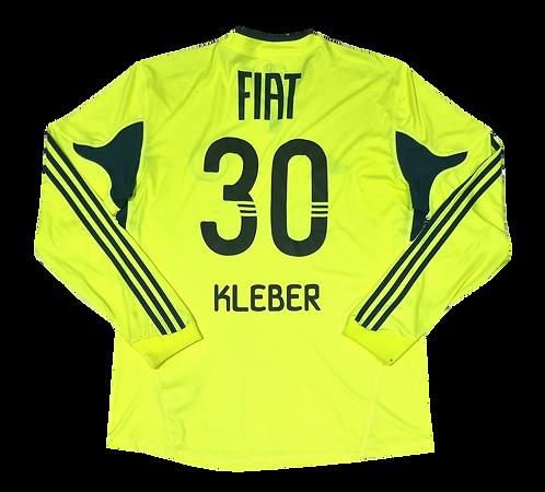 Palmeiras 2010 Away #30 Kleber