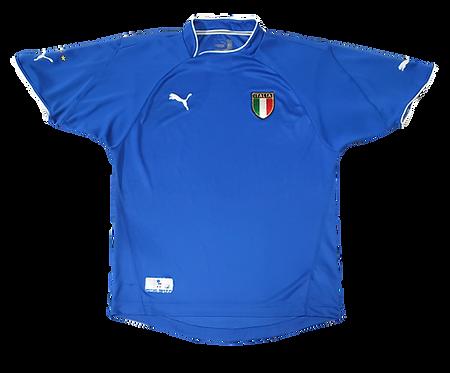 Itália 2003 Home