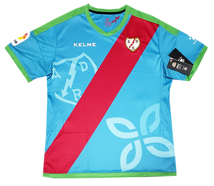 Rayo Vallecano 2018 Third