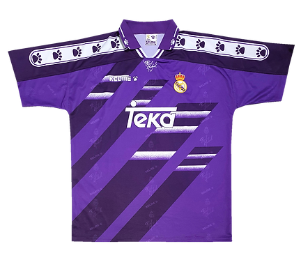 Real Madrid 1994 Away
