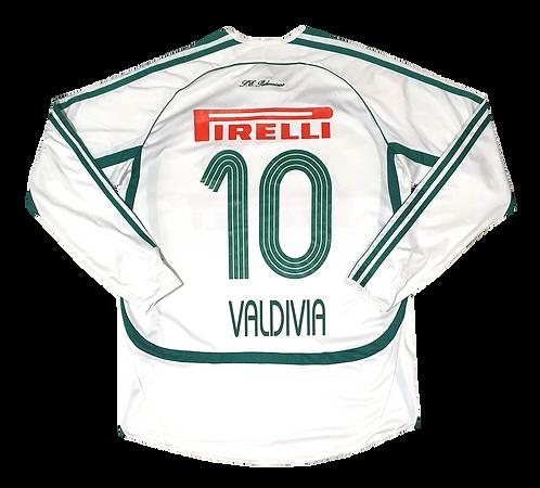 Palmeiras 2006 Away #10 Valdivia
