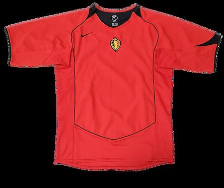 Bélgica 2004 Home