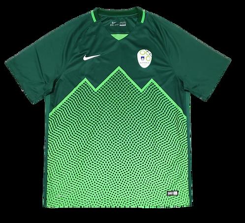 Eslovênia 2016 Away