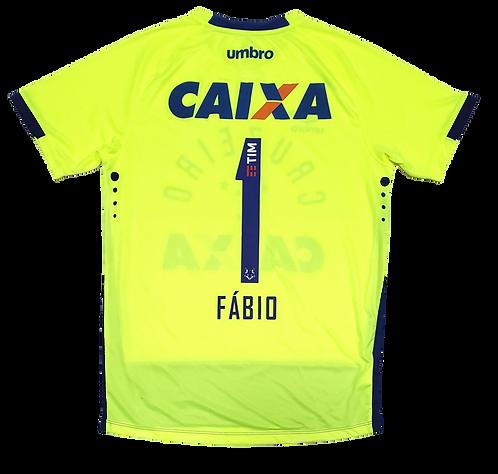 Cruzeiro 2016 GK #1 Fabio