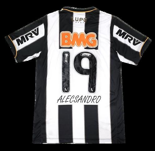 Atlético MG 2013 Home de Jogo #19 Alecsandro