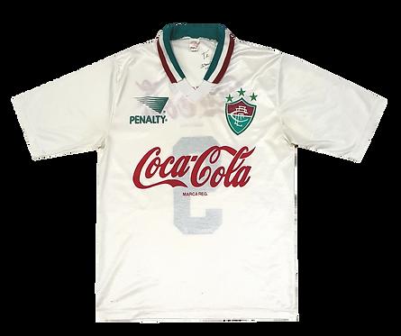 Fluminense 1988 Away de Jogo #9