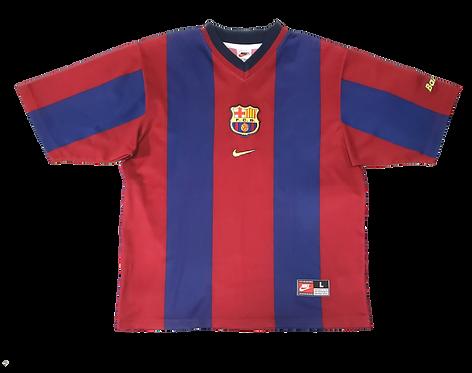 Barcelona 1998 Home