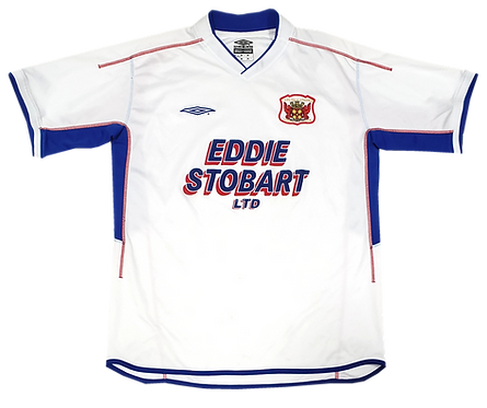 Carlisle United 2002 Away