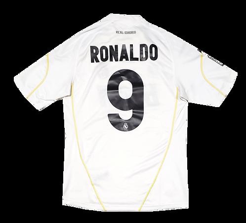 Real Madrid 2009 Home Ronaldo