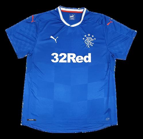 Rangers 2016 Home