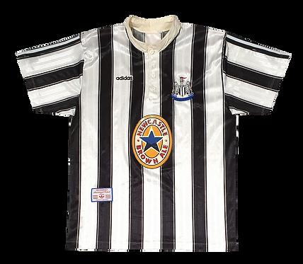 Newcastle 1995 Home