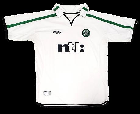 Celtic 2001 Away G
