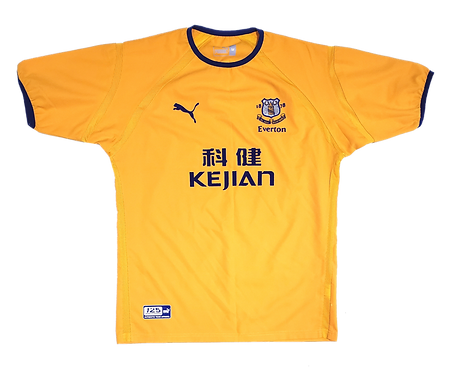 Everton 2003 Away
