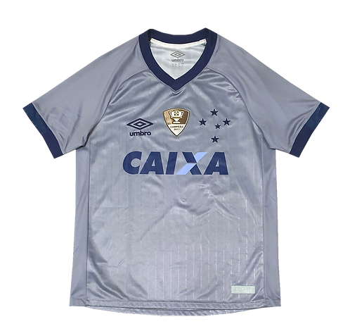Cruzeiro 2018 Third Patch