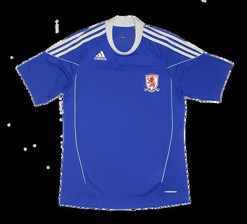 Middlesbrough 2010 Away