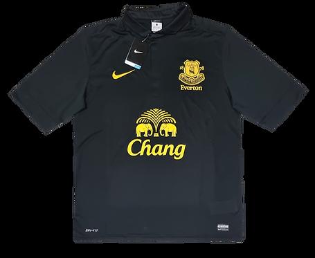 Everton 2012 Away Nova