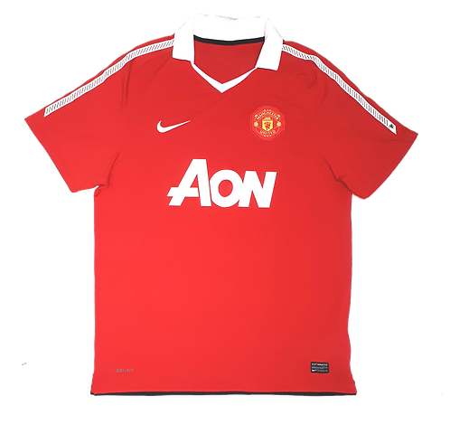 Manchester United 2010 Home