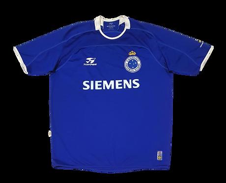 Cruzeiro 2005 Home #10