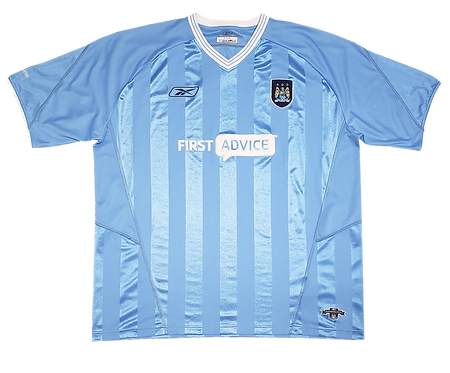 Manchester City 2003 Home