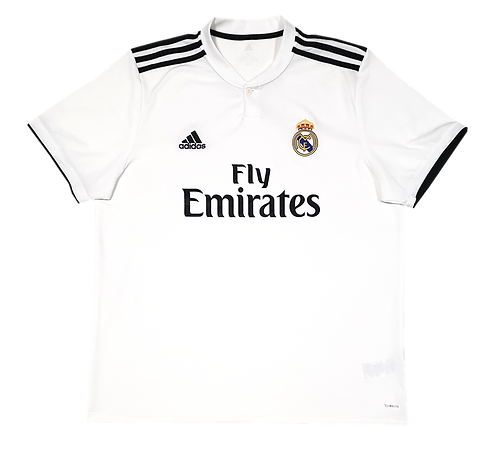 Real Madrid 2018 Home