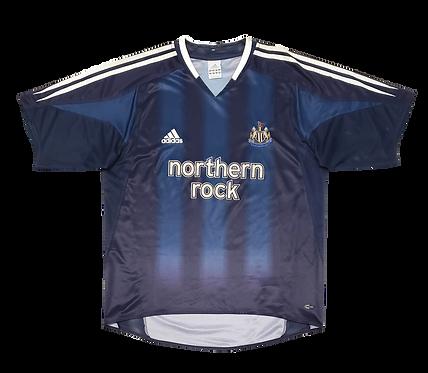 Newcastle 2004 Away