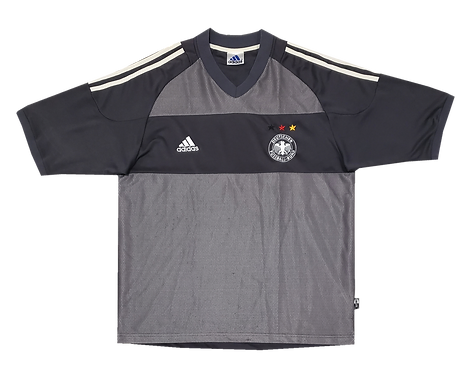 Alemanha 2002 Away