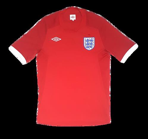 Inglaterra 2010 Away P
