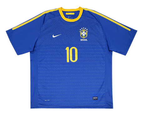 Brasil 2010 Away #10