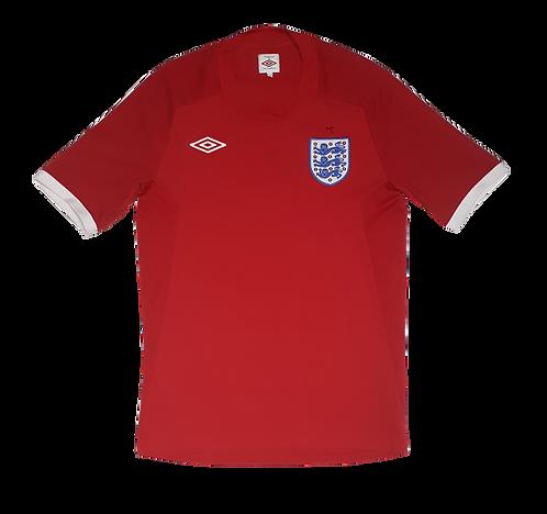 Inglaterra 2010 Away