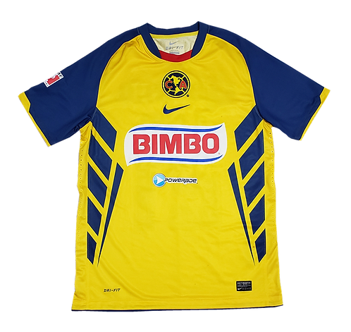 América do México 2010 Home