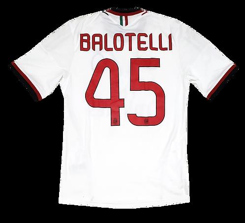Milan 2013 Away Balotelli