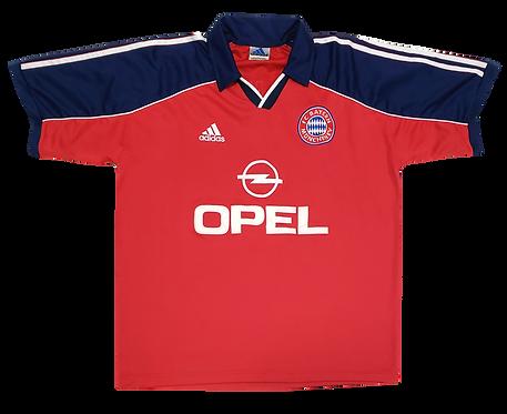 Bayern Munique 1999 Home
