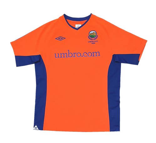 Linfield 2010 Away