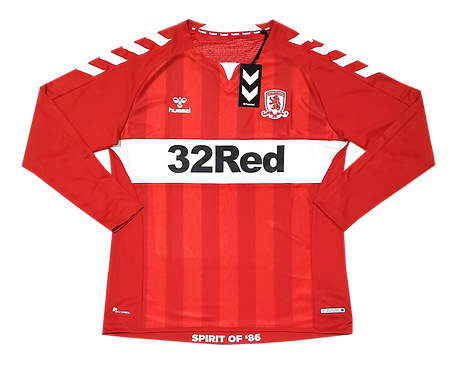 Middlesbrough 2018 Home